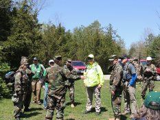 CERT Group with Members of National Guard