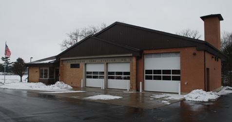 Station 62 in the Winter