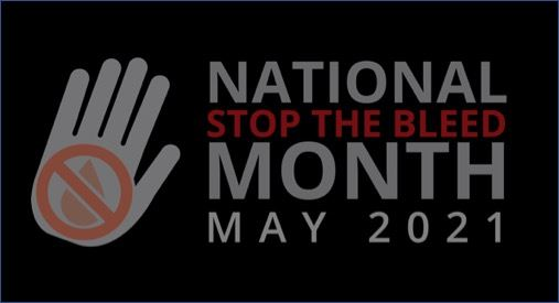 Stop The Bleed Month